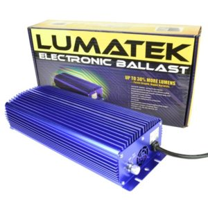 Lumatek 400W- 240V dimmable