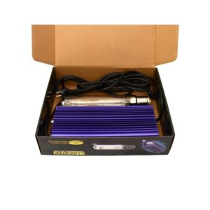 Lumatek Ultimate 600W / 400V / 230V, ampoule incl.