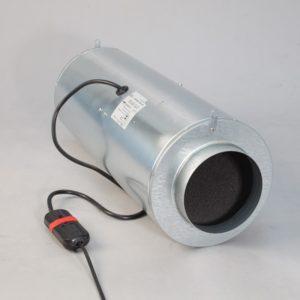 ISO-Max 430m3/h 3-speed Ø160mm