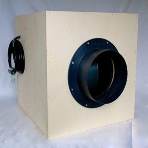 Softbox 2000m3/h Ø250mm