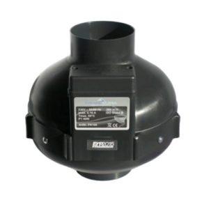 PrimaKlima 125mm- 430m3/h