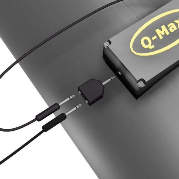 Q-Max EC 1203m3/h Ø200mm