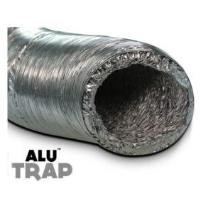 AluTrap 125mm - 3m