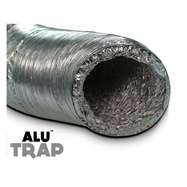 Alu-Trap Ø102mm 10m