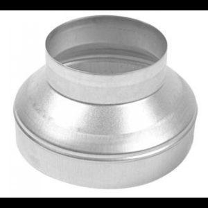 Réduction en métal ø160-125mm