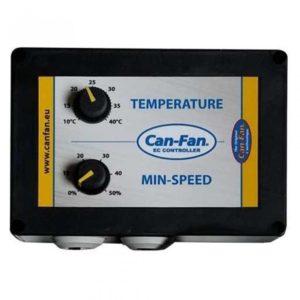 Can-Fan EC Speed + Temp Controller