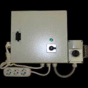Régulateur + thermostat, 13 Amp