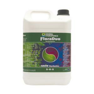 FloraDuo Grow 5L GHE