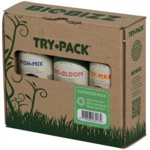TryPack Outdoor BioBizz