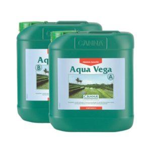 Aqua Vega A+B, 2x5l Canna