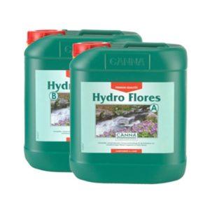 Hydro Flores A+B, 2x5l Canna