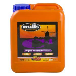 C4 5 Litres Mills