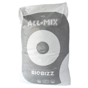 All-Mix Biobizz 50l. 1 palette 65pces, 18.--