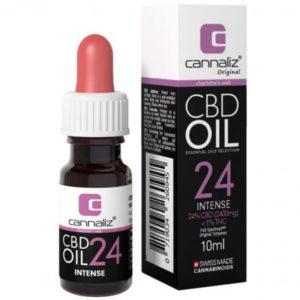 Cannaliz Charlotte´s Web Huile CBD: 24% CBD