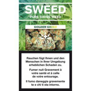 Sweed Golden Green 2gr