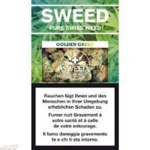 Sweed Golden Green 4.5gr