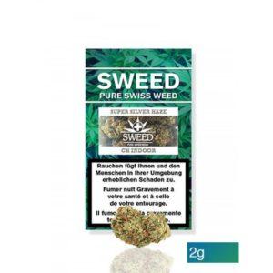 Sweed Super Silver Haze 2gr