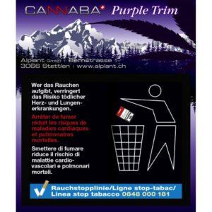 Cannaba Purple Trim 10gr