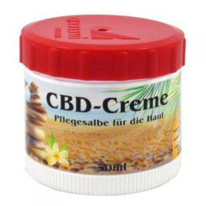 Crème de CBD 50ml