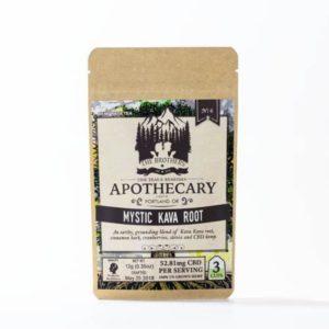 Mystic Kava Root CBD Hemp Tea