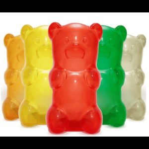 Gummy Bears CBD Treats