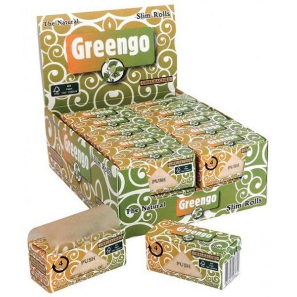 Greengo Slim Rolls Box