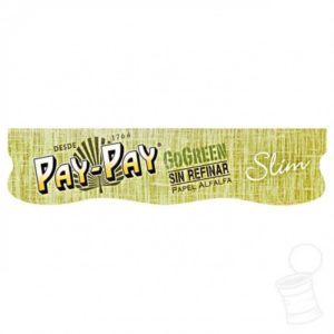 Pay Pay Go Green King Size Slim