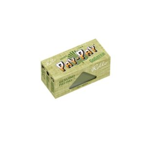 Pay Pay Go Green Rolls Box
