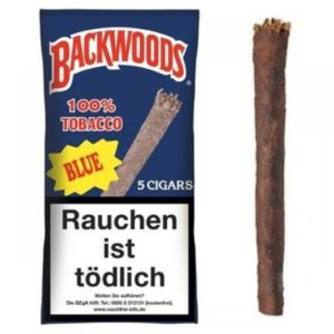 Backwoods Blue Cigars