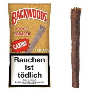 Backwoods Caribe Cigars