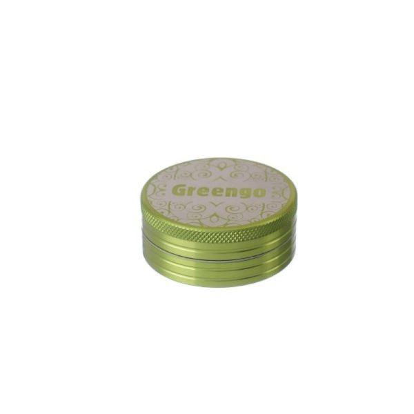 Grinder Alu 2 parts ?50mm by Greengo