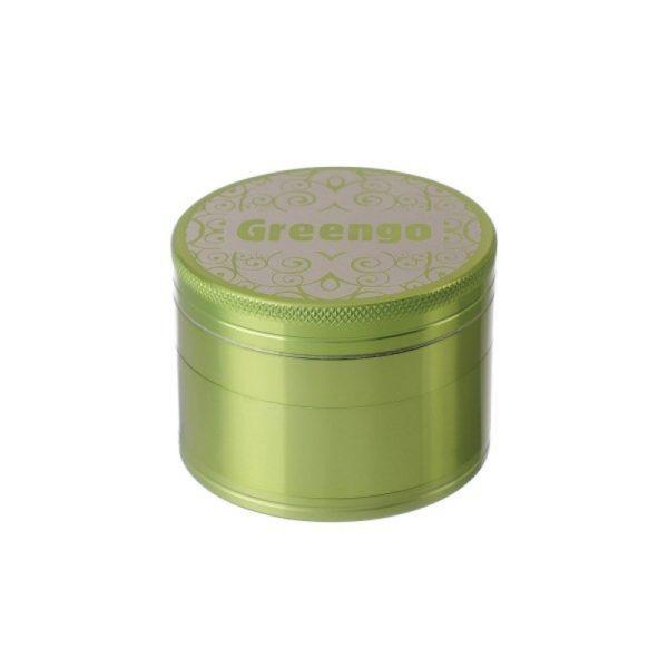 Grinder Alu 4 parts ? 40mm by Greengo