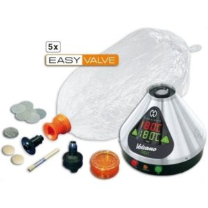 Volcano Digit avec Easy Valve Set