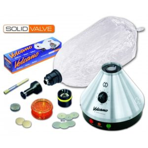 Volcano Classic avec Solid Valve Set