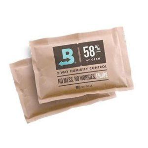 Boveda - Sachet 67gr maintien humidité 58%