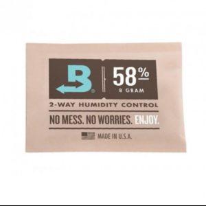 Boveda - Sachet 8gr maintien humidité 58%